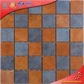 TC108 azul de cobalto de 2 x 2 mosaico cerámica roja de la pared azulejo Home Depot