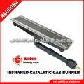 Industriales quemadores de gas por infrarrojos