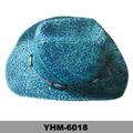 Moda sombrero de paja sombrero de vaquero 2015 de los ladie