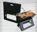 notebook portátil para churrasco grill simples grelha para churrasco com peso leve