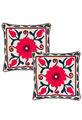 indian mão bordados capas de almofadas decorativas indianas capasdealmofadas