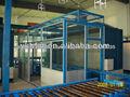 Pintura para la aplicación automática de la máquina de línea de producción de tambor de metal 50 a 220 litros