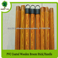 color madera pvc palo de escoba