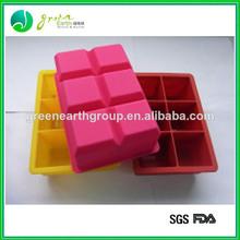 Caliente de la venta en forma de bola de hielo de silicona