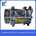 Sanden Compresor Aire Acondicionado para Peugeot 307 Citroen C4 OE#6453QL 6453QN
