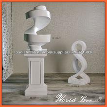hotel, escultura de resina decoración