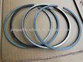 236-1004002-a4 yamz motor trator peças de anéis de pistão