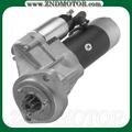 motor de arrancadores de motor