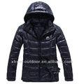 Chaud et respirant veste d'hiver des enfants