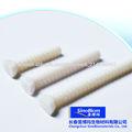 alta resistencia Bioabsorbable hueso Tornillo de Fijación de fracturas de hueso esponjoso