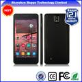China proveedor 5.0 pulgadas 3g androide teléfono móvil yxtel 4.2 teléfono móvil con mtk 6582 ram 1g+rom 4g