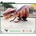 nuevo 2014 de halloween traje de dinosaurio