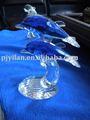 bebé favorece la elección de los delfines de cristal a favor para los favores del partido de eventos y regalos