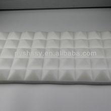 material de insonorización acústica mealmine panel de espuma para absorción de sonido