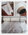 automobile de pulvérisation de peinture en plastique hdpe feuille de couleur fabriqués en chine
