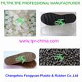 termoplástico de calzado de material