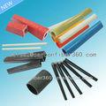 la costumbre del poste de fibra de vidrio