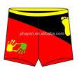 personalizado desgaste de la natación, los niños pantalones cortos de playa, los niños pantalones cortos junta