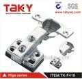 Tk-f418furniture hidráulica de la bisagra del gabinete