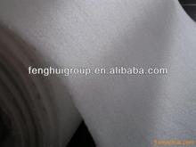 80-600gsm 100% poliéster não tecido perfurado agulha tecido tule bordado