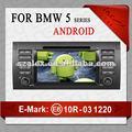 Hola! Voiture spéciale DVD de navigation GPS pour BMW E53 / e39