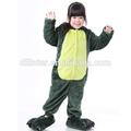 crianças dinossauro animal macacao pijama de flanela