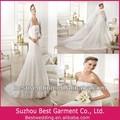 2014 elegante chaqueta bolero de la boda vestido