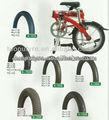 neumático de la bicicleta 16x1.75
