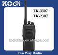 2 vías de radio TK-3307 5W 400-480 MHz