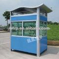 portátil de kiosco prefabricada para la venta