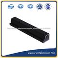 precio para el perfil de aluminio anodizado natural y Negro