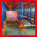 Estante de la plataforma de almacenamiento de Estanterías