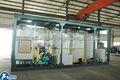 eficiente emulsión de asfalto de la planta para la construcción de carreteras de trabajo