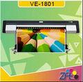 GARROS VE-1801 1440dpi Large forma impresora eco solvente