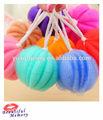 natural y colorido esponja luffa