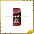De alta calidad del coche auto chevrolet de la lámpara de la cola de la lámpara de luz de la cola para f-002 chevrolet colorado