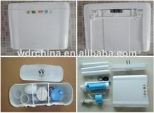 tanque de agua al ras de inodoro con doble descarga plástico abs el ahorro de agua