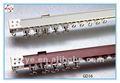 gd16 de correr de alumínio da cortina faixa drapery hardware cortina de carro track