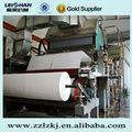 papel de alta calidad máquina hecha en china