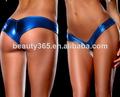 lingerie sexy atacado china brilho metálico hot pants shorts calcinha transparente mulheres tangas