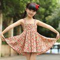 2014 nueva llegada de venta al por mayor poco niñas vestidos de concurso