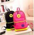 lienzo de alta calidad mochila escolar mochilas por mayor de china