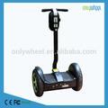 Onlywheel carretera de la ciudad de pie hasta e- scooter controlador con 2 ruedas