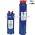 refrigeración separador de aceite