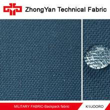 tela de nylon tejido impermeable militar mochila de tela
