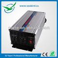 PV hors réseau convertisseur 220v 380v à haute fréquence 50Hz/60Hz