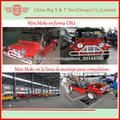 SKD/CKD mini jeep moke línea de montaje en locales