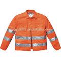 uniforme de seguridad chaqueta para los hombres
