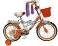 Princesa crianças bicicleta/crianças bicicleta para meninas