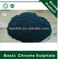 la agricultura de grado sulfato básico de cromo para tenería industory